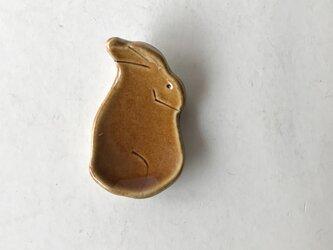 箸置き ウサギの画像