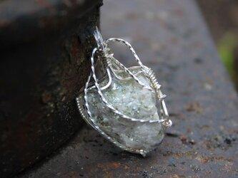 サンダローザアゼツライト 霊性、精神の癒しに有用な石の画像