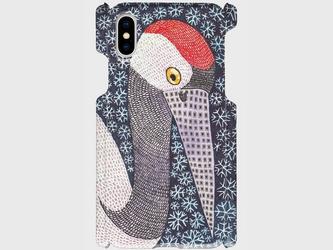 《レスト》iPhoneケース/スマホケース/タンチョウヅルの画像