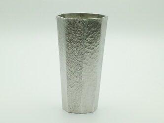 錫製 コップ (八面)の画像