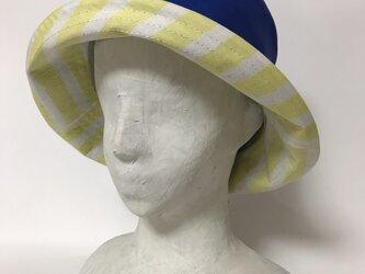 夏帽子の画像