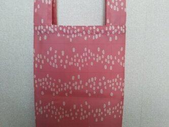 レジ袋型エコバッグ/小 ㉖の画像