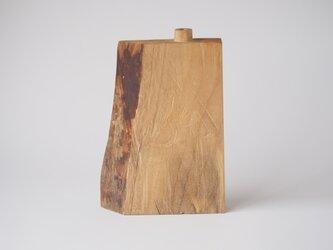 マント(木のオブジェ・一輪挿し)の画像