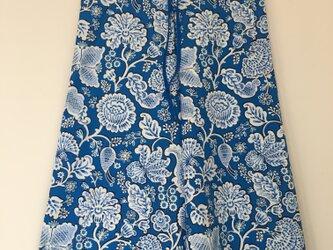 Tropical blue ワイドパンツ (再出品)の画像