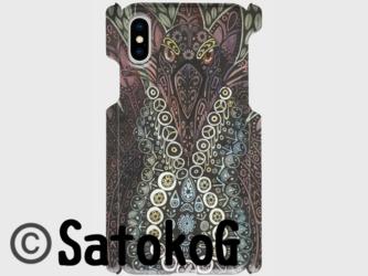 iPhoneケース/スマホケース/セージライチョウの画像