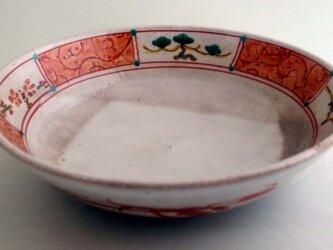 赤絵平鉢(松竹梅)の画像