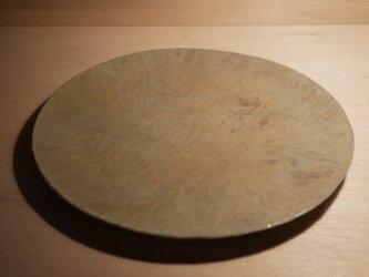 丸平皿265 さくら 白 #0239の画像