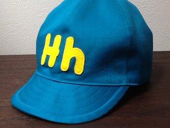 『特別ご注文品』 アルファベットキャップ『Hh』オリジナル型の画像
