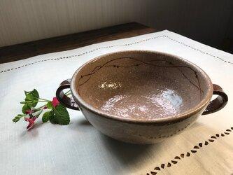 NO. 67スープカップ(ブラウン)の画像