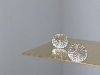 hana  pierce /earringS【ガラスイヤリング】【ガラスピアス】の画像