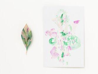 ブローチ【drawing card付き】の画像