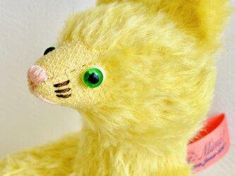 シャトン・ミモザ  子猫のぬいぐるみ 猫 ネコ ねこ プレゼント ギフト 贈り物の画像