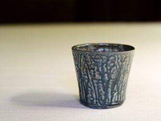 流れる模様のカップ iFw-016の画像