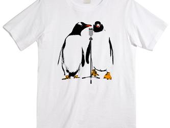 [Tシャツ] comedian penguinの画像