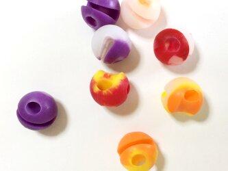 お箸が休めるキッチンボール(耐熱シリコン製)の画像
