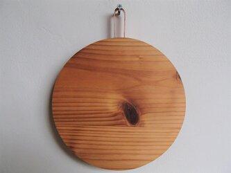 鍋敷き(丸)の画像