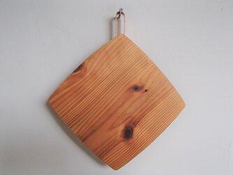 鍋敷き(角)の画像
