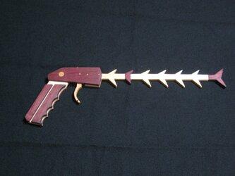 ゴム鉄砲:サカナ角の画像