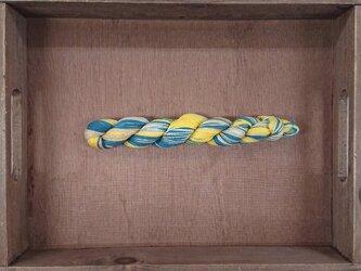 インダスからの贈り物【オリジナル段染め糸 細】(162)1本の画像