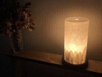 :手漉き和紙の灯り:星のしずくの画像
