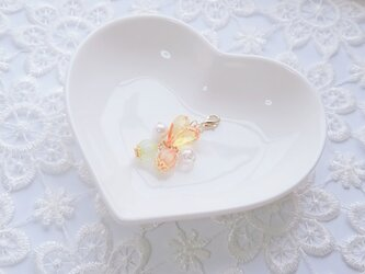 ゆめかわいいプリンセス系♡キラキラマスクチャームの画像