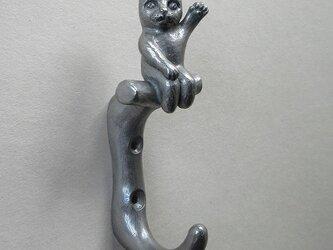 まねき猫のいるフックの画像