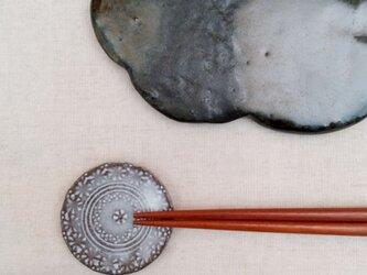 小花のはしおき(2個組)の画像
