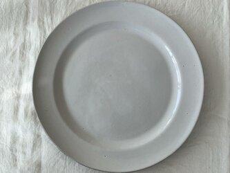 内山太朗・キュノワール丸リム大皿(2)の画像