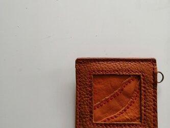 革のパスケース №849の画像