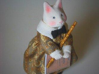 縮緬福猫 アンダンテの画像