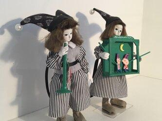 人形芝居屋の画像