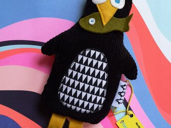 「ペンギン」ぬいぐるみの画像