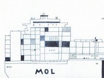 コンテナ船の画像