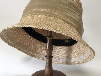 夏帽子(バオ素材)の画像
