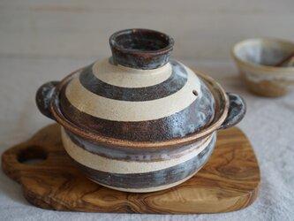 ぐるぐるのたっぷり一人鍋の画像