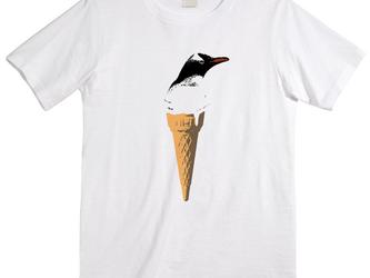 [Tシャツ] cool biz penguin 2の画像
