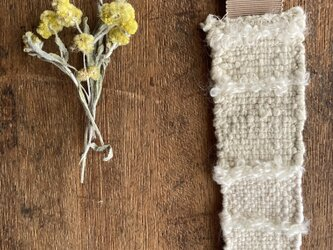 土染めの織りベルト < s >の画像
