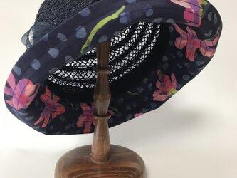 夏帽子 ブレード&リバティの画像