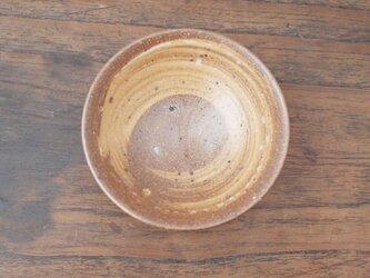 刷毛目ごはん茶碗の画像