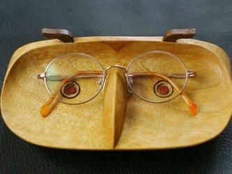 メガネふくろうの画像