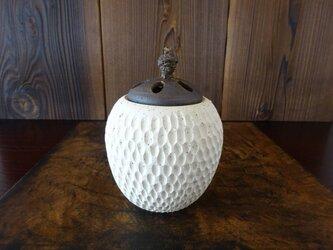 珊瑚砂香炉・ポプリケース6の画像