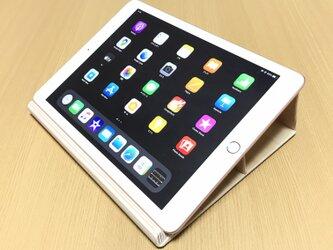 すごく安定する タブレット スタンド iPad 第6世代サイズの画像