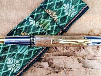『江戸の粋』ノック式ボールペンの画像