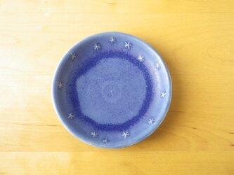 星模様の小皿*青の画像