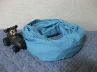 ダブルガーゼスヌード《ペパーミント・二重》の画像
