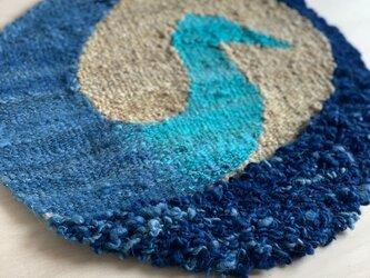 青い鶴のマット 和製ギャッペの画像