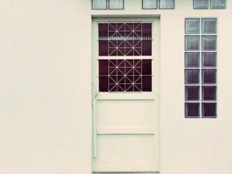 (※ご購入前在庫確認必須※)アイアンドア IDHD-COMP 鉄扉 引き戸 インダストリアル ドアノブ付き 完成品 ドア 扉の画像