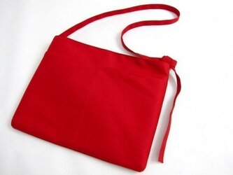 《SALE!》NOTEbag redの画像