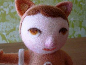 """トイヴォさん mini(オレンジ) """"希望""""という名のともだちの画像"""