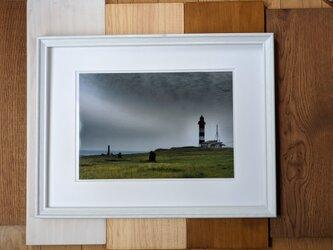 風景写真 A4 灯台の画像